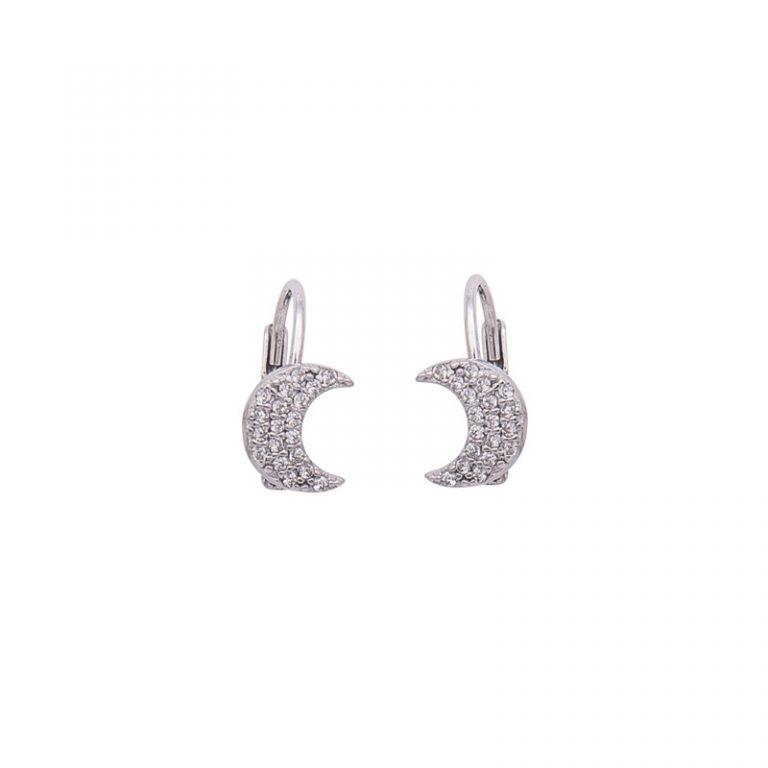 Annie orecchino argento zirconi