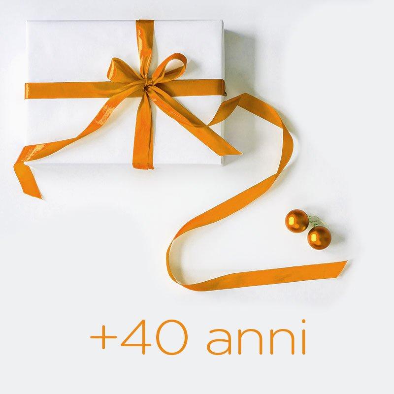 + 40 anni