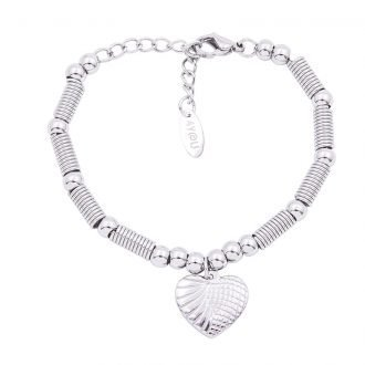 Bracciale Dolores in acciaio B09979 4 You Jewels