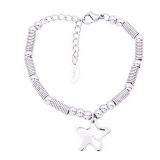 Bracciale Dolores in acciaio B09980 4 You Jewels