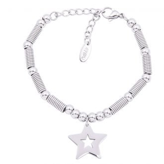 Bracciale Dolores in acciaio B09981 4 You Jewels