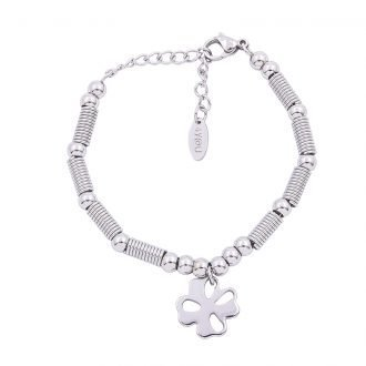 Bracciale Dolores in acciaio B09983 4 You Jewels