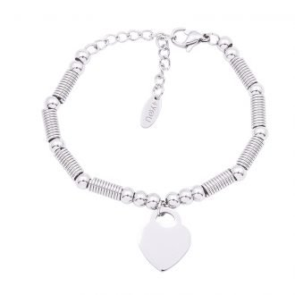 Bracciale Dolores in acciaio B09984 4 You Jewels