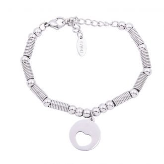 Bracciale Dolores in acciaio B09985 4 You Jewels