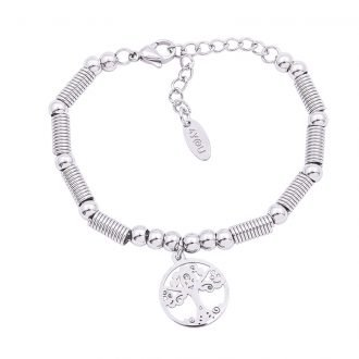 Bracciale Dolores in acciaio B09986 4 You Jewels