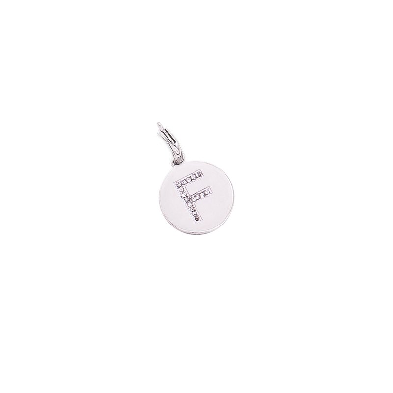 Charm Life Is Letters F CH-F For You Jewels