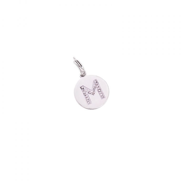 Charm Life Is Letters M CH-M For You Jewels