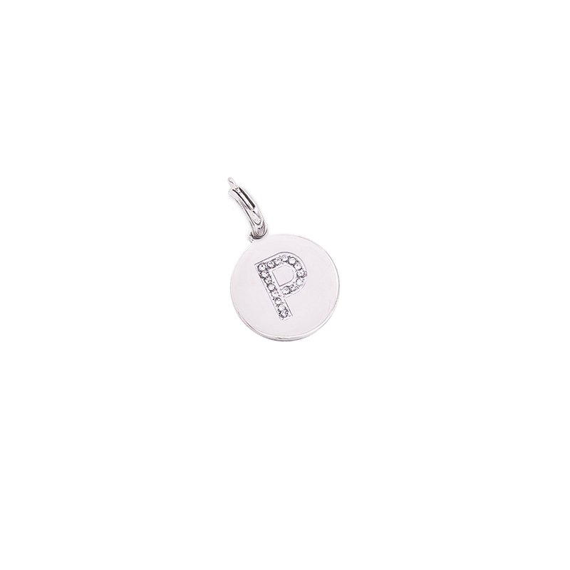 Charm Life Is Letters P CH-P For You Jewels