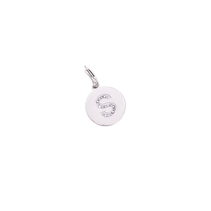 Charm Life Is Letters S CH-S For You Jewels