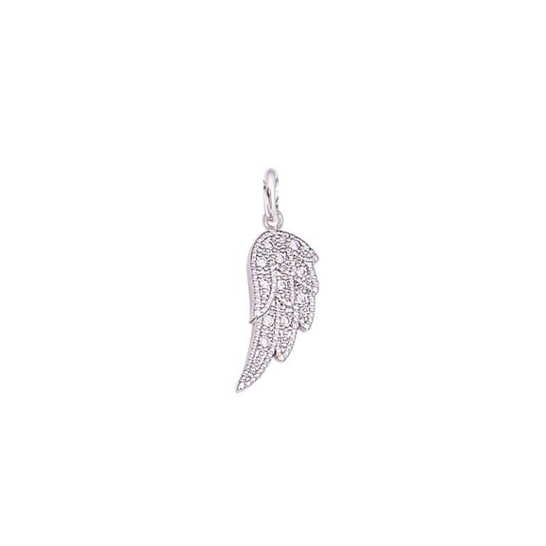 Charm Simbolo Ali di Angelo C09788 For You Jewels