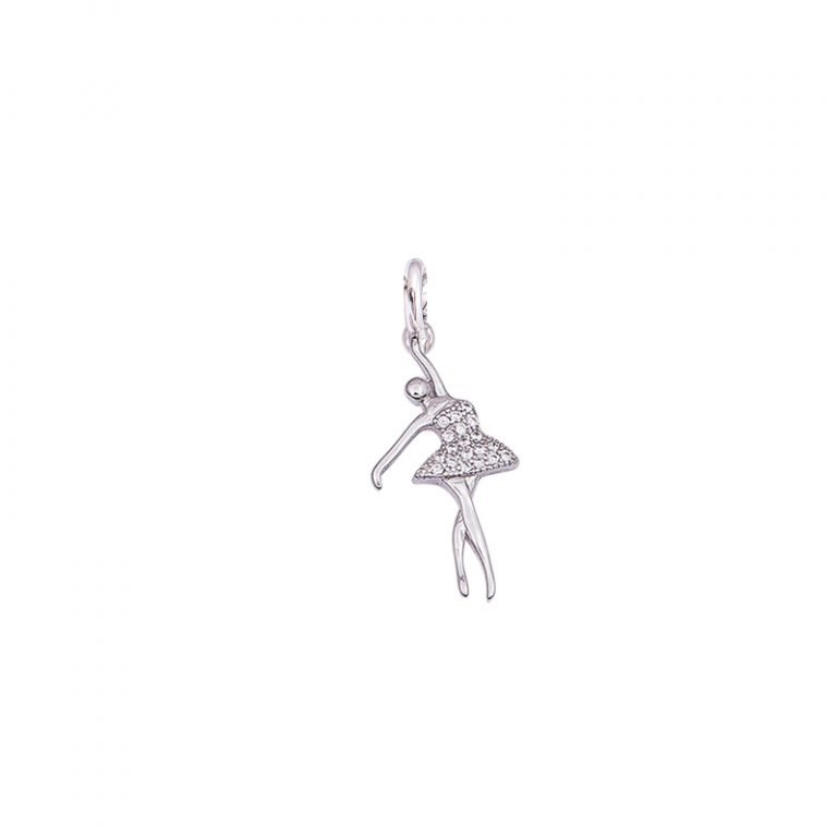 Charm Simbolo Ballerina C09801 For You Jewels