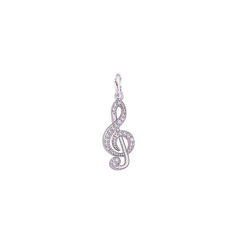 Charm Simbolo Chiave di Violino C09805 For You Jewels