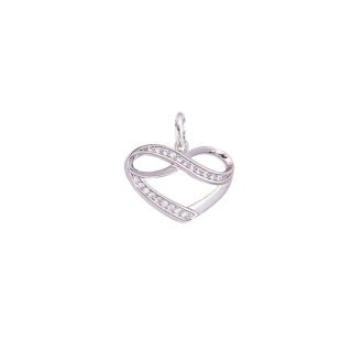 Charm Simbolo Cuore C09796 4You Jewels