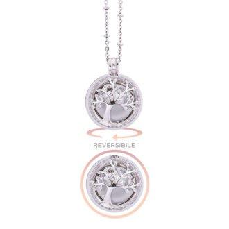 Lifesound-dolce-attesa-collana-chiama-angeli-albero-della-vita-KOT-P10200 For You Jewels