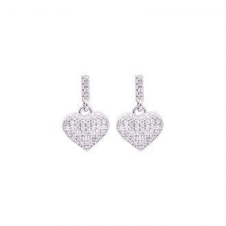 Orecchini Tamara in argento e zirconi E08907 4 You Jewels