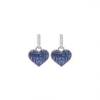 Orecchini Tamara in argento e zirconi E08907SP 4 You Jewels