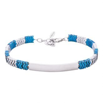 Bracciale Life is Papà in acciaio B10883 For You Jewels
