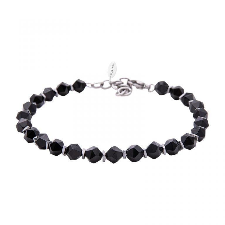 Bracciale Life is Papà in acciaio B11177 For You Jewels
