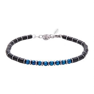 Bracciale Life is Papà in acciaio B11178 For You Jewels