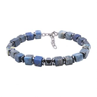 Man Identity bracciale in acciaio B10300 4 You Jewels