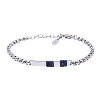 Man Identity bracciale in acciaio B14108 4 You Jewels