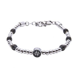 Man Identity bracciale in acciaio B14222 4 You Jewels