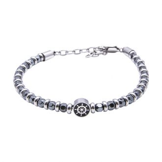 Man Identity bracciale in acciaio B14223 4 You Jewels