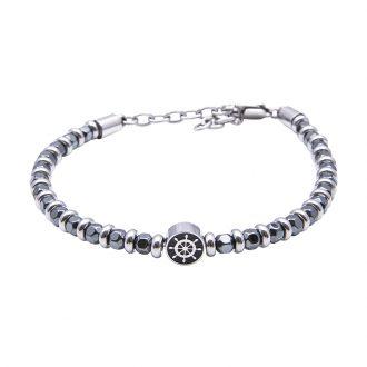 Man Identity bracciale in acciaio B14223 4 You Jewels