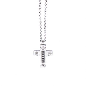Man Identity collana in acciaio P10169 4 You Jewels