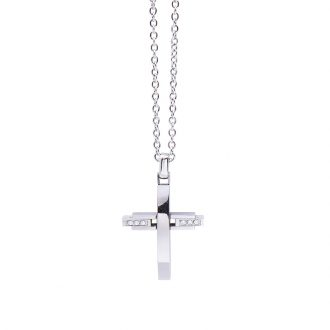 Man Identity collana in acciaio P10173 4 You Jewels