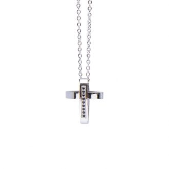 Man Identity collana in acciaio P10176 4 You Jewels