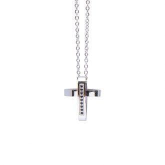 Man Identity collana in acciaio P10176 4 You Jewels