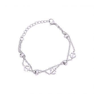 Eloisa bracciale in acciaio B15029 4 You Jewels