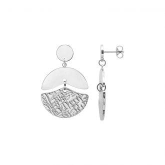 Gillian orecchini in acciaio E15432 4 You Jewels