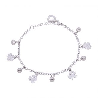 Ketty bracciale in acciaio B00366 4 You Jewels