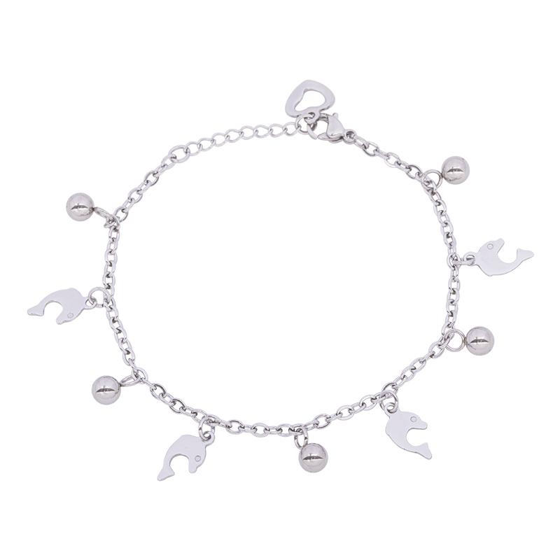 Ketty bracciale in acciaio B00372 4 You Jewels