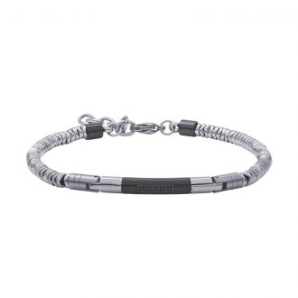 Man Energy bracciale in acciaio B15174 4 You Jewels