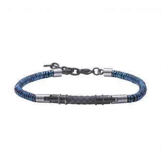 Man Energy bracciale in acciaio B15176 4 You Jewels