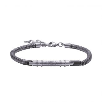 Man Energy bracciale in acciaio B15177 4 You Jewels