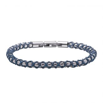 Man Energy bracciale in acciaio B15179 4 You Jewels