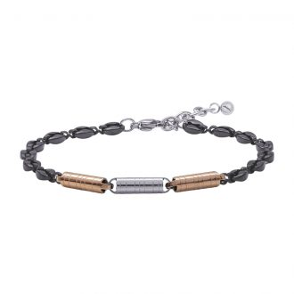 Man Energy bracciale in acciaio B15358 4 You Jewels