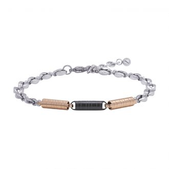 Man Energy bracciale in acciaio B15359 4 You Jewels