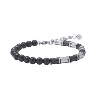 Man Energy bracciale in acciaio B15362 4 You Jewels