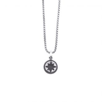 Man Energy collana in acciaio P15355 4 You Jewels