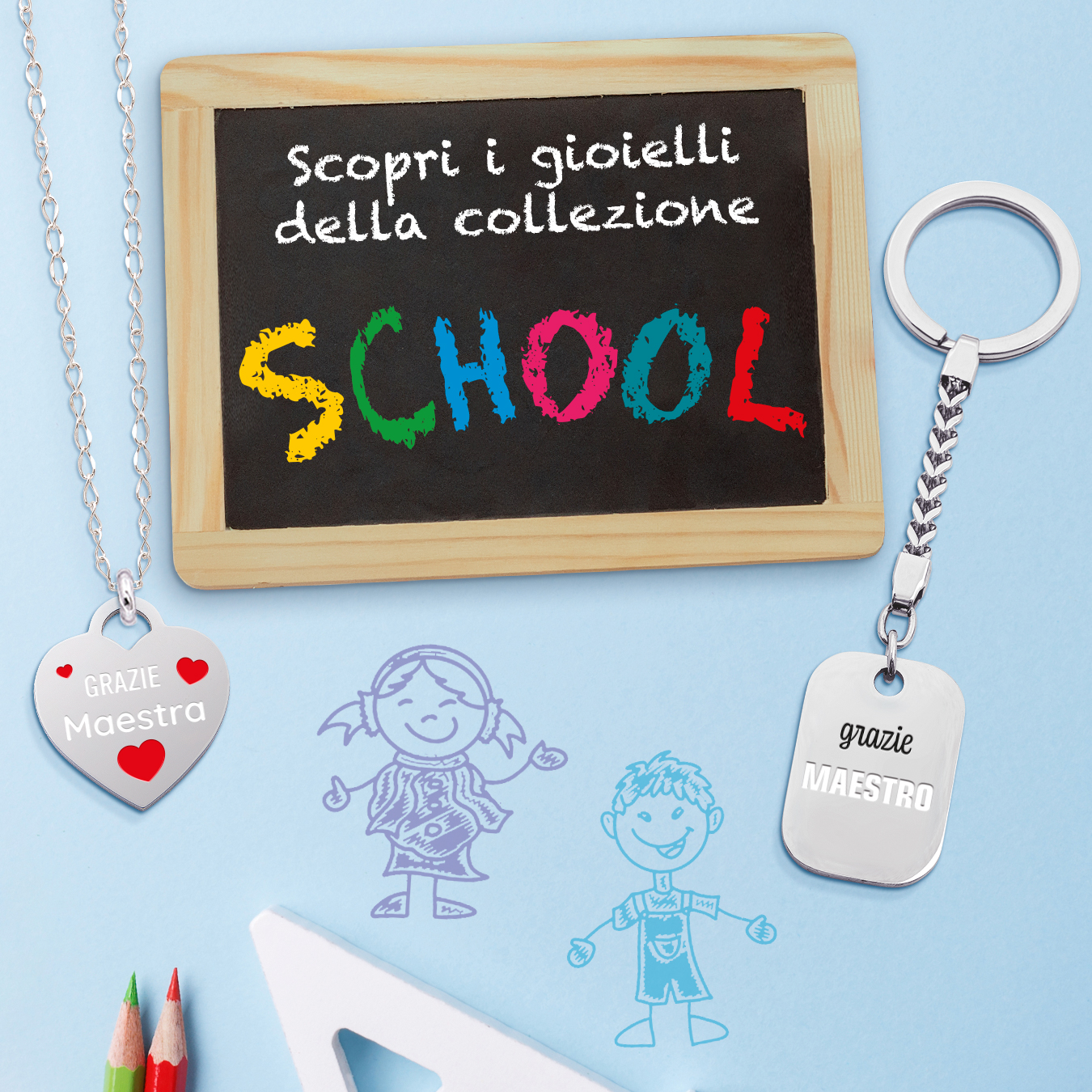 Promo School For You Jewels