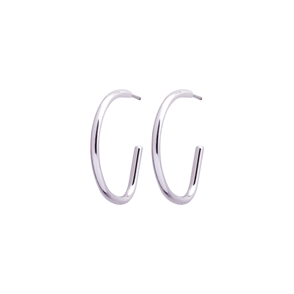 Afef orecchini in acciaio E16017 For You Jewels