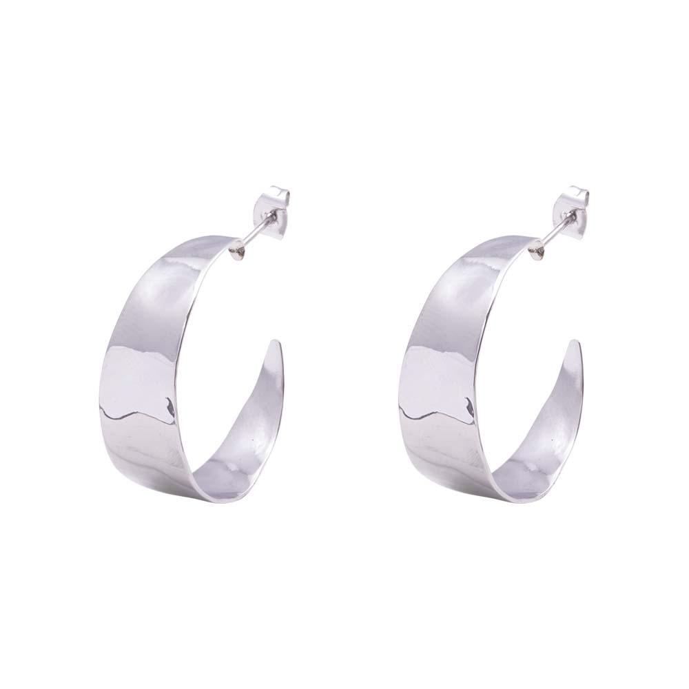 Aura orecchini in acciaio E16020 For You Jewels