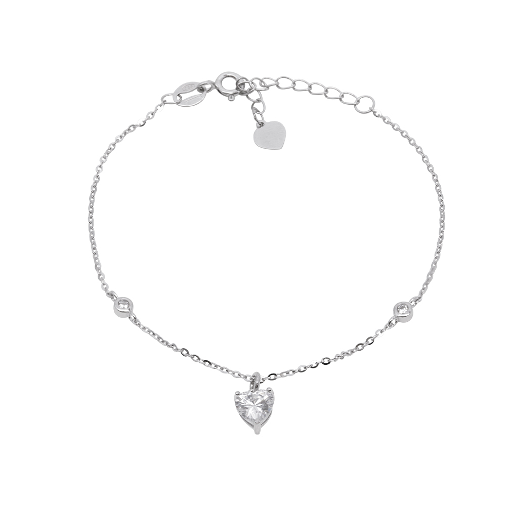 Nikki bracciale in argento 925‰ e zirconi B15502 For You Jewels